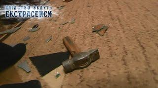 Алена Курилова схватила молоток и разбила настенное зеркало