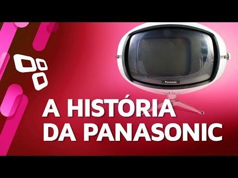 A História da Panasonic - TecMundo
