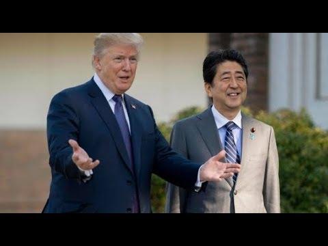 Trump pledges US resolve on Japan leg of Asia tour | Breaking News Today | Donald Trump News