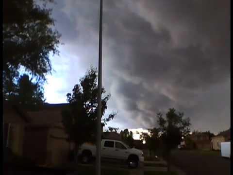 Tornado Watch In Yuba County