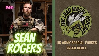 Sean Rogers 034  |  US Army Special Forces | Green Beret | 18B