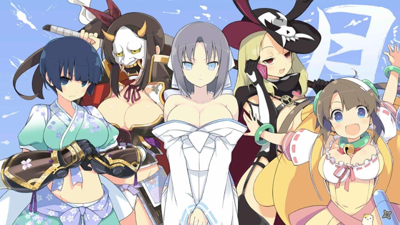 [Anime/Game do Mês] - Senran Kagura 2/3 Maxresdefault