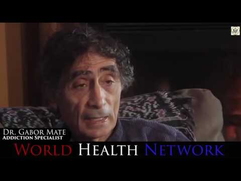 Dr Gabor Mate on the misunderstanding of trauma by society and the medical industry