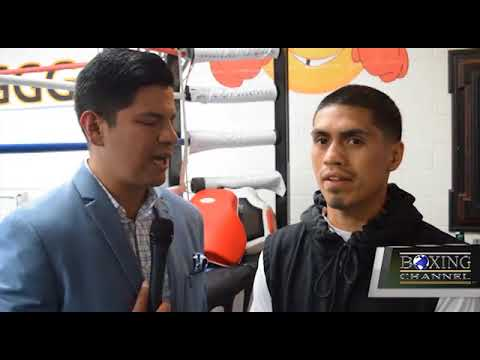 RAY FLORES INTERVIEWS EDDIE RAMIREZ