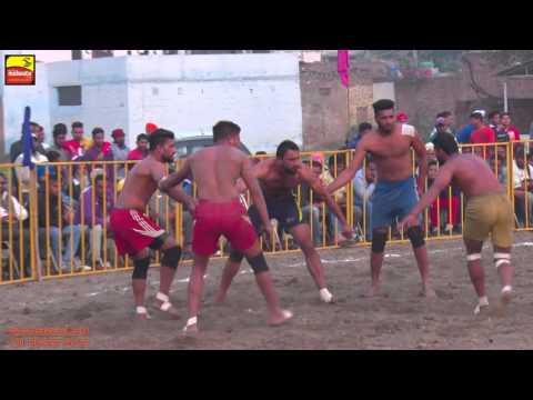 MADHO JHANDA (Kapurthala) || KABADDI CUP - 2015 || 3rd. QUARTER FINAL || Full HD ||