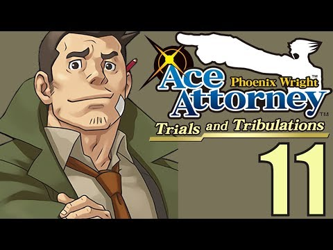 Phoenix Wright Ace Attorney: TaT -11- THE REAL CRIME
