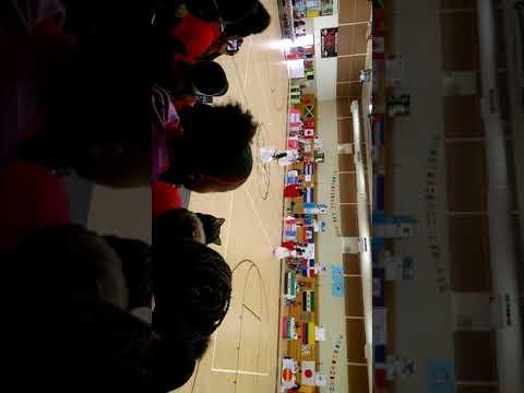Multi cultural day in Sligh Middle School