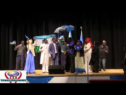 THE CELEBRATION OF THE NEW ADMIN IN PUNTLAND OF COLUMBUS OHIO 2014