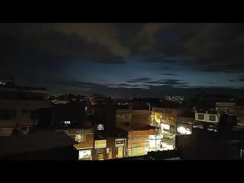 ovni en #bogota                              Ufo in Bogotá 06/05/2021
