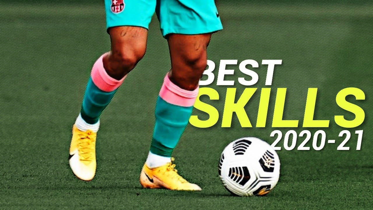 Best Football Skills 2020/21 #4