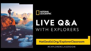 Explorer Classroom | Hidden Treasures of Afghanistan with Fred Hiebert