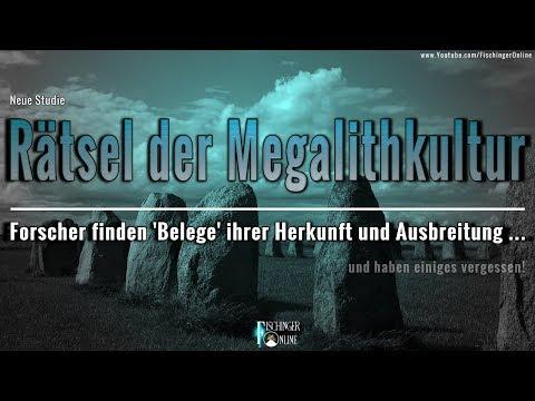 Rätsel Megalithkultur: Forscher finden Belege für (angeblichen) Ursprung & (angebliche) Ausbreitung