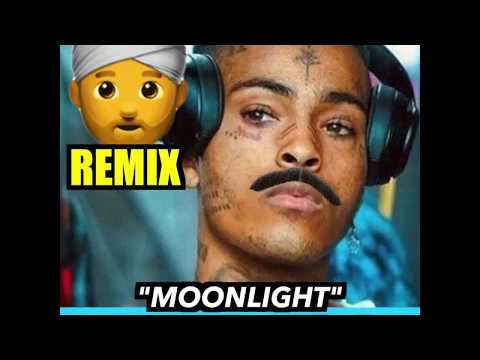 XXXTENTACION - MOONLIGHT | Indian Version (By @DripReport)