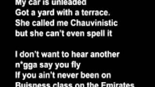 Hitz Chase And Status W/Lyrics