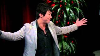 Diversity and globalization: James Sun at TEDxBayArea Ignite