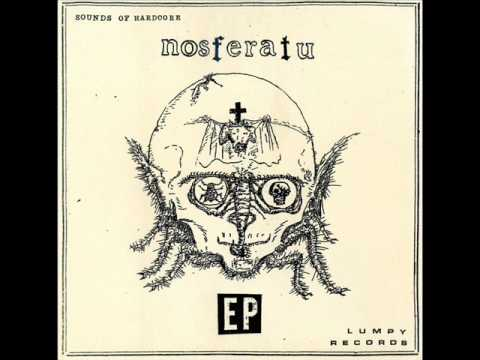 "NOSFERATU - Sounds of Hardcore 7"" (2017)"