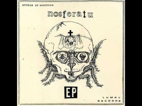 "NOSFERATU - Sounds of Hardcore 7"" (2017)"