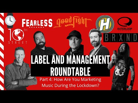 Music Marketing Strategies 2020 | What Signed Artists Do
