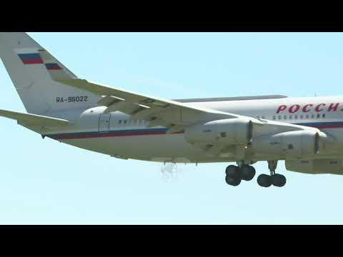 Top News - 'Vlad Force One'/ Putin në gjenevë me avionin 500