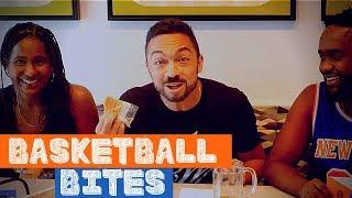 Jonathan Macri Shares the Secrets Behind Knicks Film School | Basketball Bites - S:01 E:01