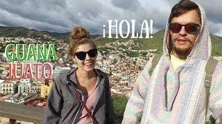 NAJPIĘKNIEJSZE miasteczko w Meksyku - GDZIE BĄDŹ #51