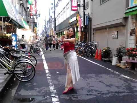 """池田 麻美 ベリー ダンス 【炎上】新宿で""""路上飲み会""""「前祝いじゃないですか」女は家ついのベ..."""
