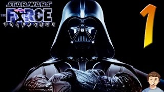 Star Wars: The Force Unleashed Walkthrough Commentary - PART 1 - Darth Vader Gameplay!