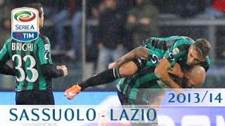 Sassuolo - Lazio - Serie A 2013/14 - ENG