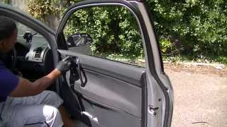 VW Polo Door Panel Removal & Door Mirror Replacement