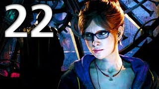 Arkham Knight Official Walkthrough - Part 22 - Rescuing Oracle