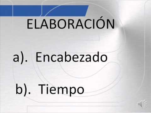 VIDEO EDUCATIVO LISTA DE CHEQUEO