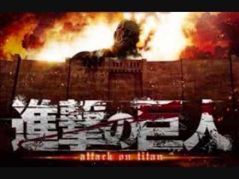 進撃の巨人 オープニング曲 紅蓮の弓矢 - YouTube