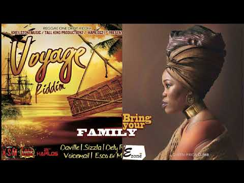 Queen Ifrica - Bring Your Family| Voyage Riddim
