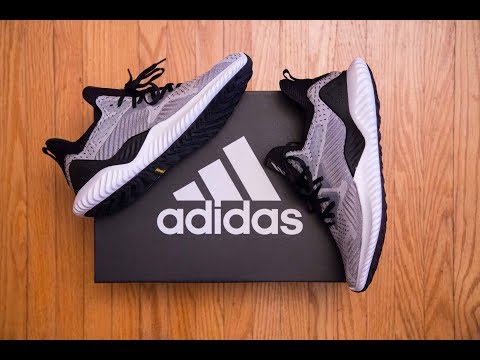fit-and-style-upgrade-||-adidas-alphabounce-beyond-review-and-on-feet