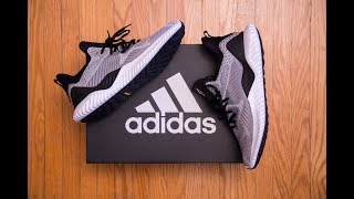 Fit AND Style Upgrade || Adidas Alphabounce Beyond Review and On Feet