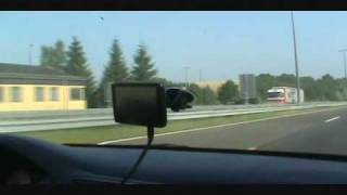 Living in Germany: Driving on the Autobahn