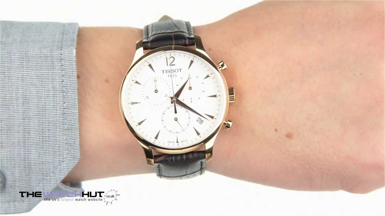 Perpetual Calendar Chronograph Hodinkee Tissot Traditional Chronograph Watch T0636173603700 Youtube