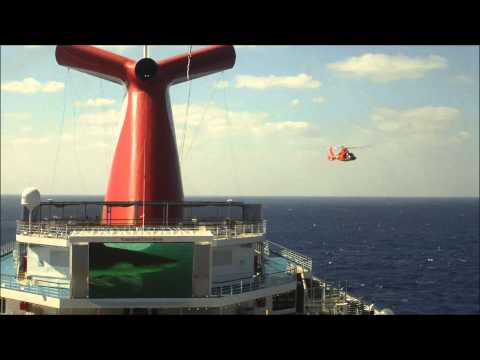 Carnival Freedom rescue operation