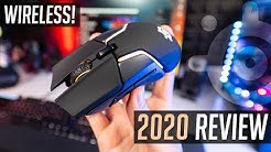 Steelseries RIVAL 650 - Beste WIRELESS Gaming Maus 2020?! (Review)