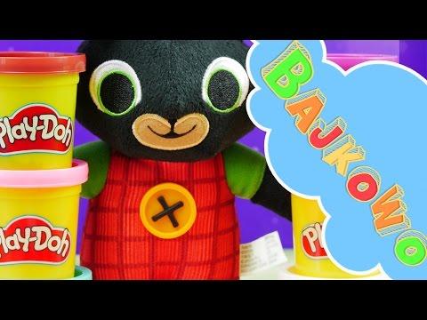 Piknikowa Przygoda | Play-Doh & Bing | Bajki dla dzieci