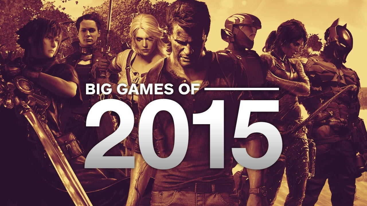 newest games 2015
