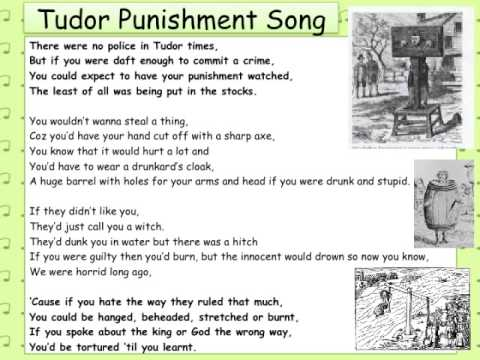 Tudor Punishment Song