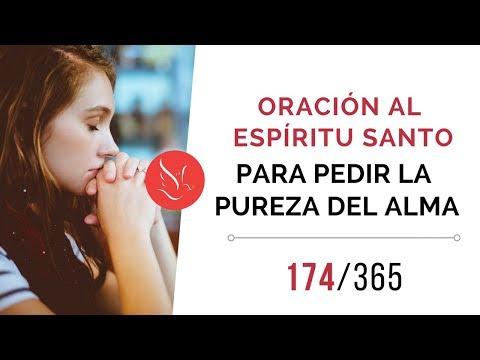 Oración al Espíritu Santo – Para pedir la pureza del alma