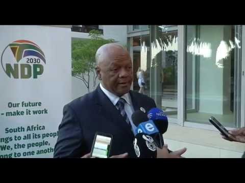 Minister Jeff Radebe addresses Invest in Africa conference ahead of 2017 SoNA