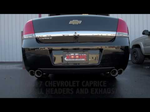 2012 Chevrolet Caprice With A Full Kooks Headers And Exhaust System