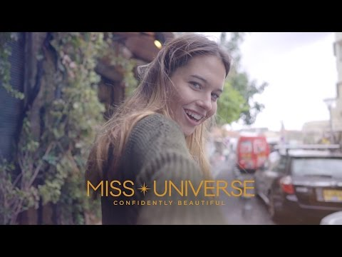 Up Close: Miss Universe Israel Yam Kaspers Anshel