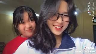 Tik Tok Gái Xinh || Con gái tóc dài auto xinh và đáng yêu ❤p3