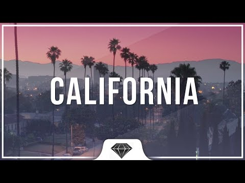 CALIFORNIA - HipHop   Pop Piano Rap Beat 2017