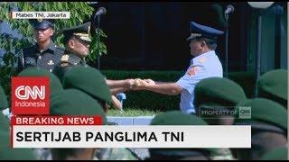 Download Video Serah Terima Tongkat Komando Panglima TNI dari Jenderal Gatot Nurmantyo ke Marsekal Hadi Tjahjanto MP3 3GP MP4