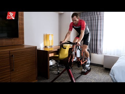 How Cyclists Can Avoid Losing Fitness While Traveling